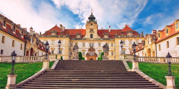 Návrat do čias lichtenštajnských kniežat - návšteva zámku Valtice a Svätomartinského Mikulova