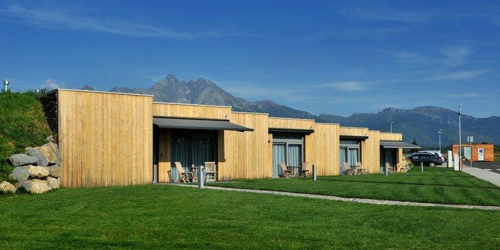 Jeseň pod Tatrami v nových priestranných apartmánoch a zvýhodnené vstupy do Aquaparkov