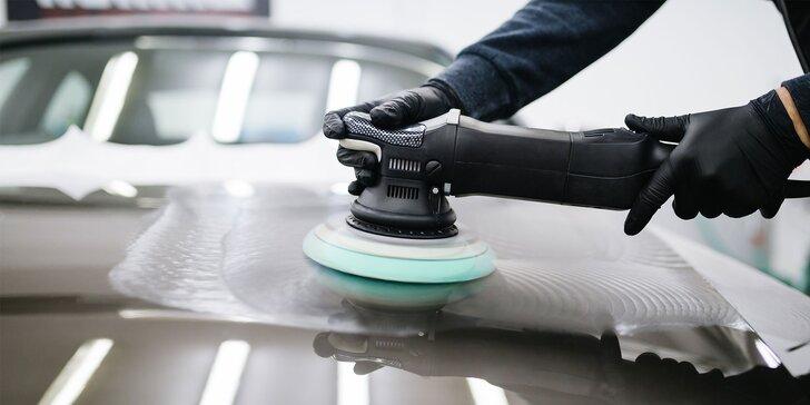 Profesionálny detailing auta s ošetrením laku aj voskovaním