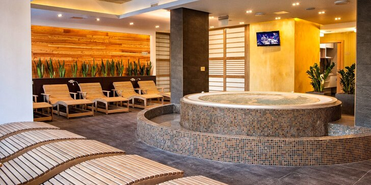 Oddychový wellness pobyt v kúpeľnom mestečku Sárvár s polpenziou
