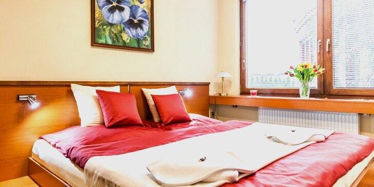 Jesenný relaxačný pobyt v Hoteli Áčko*** s wellness, bazénom aj možnosťou FIT pobytu