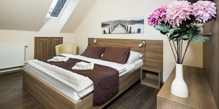Bohatý wellness pobyt pre páry aj rodiny v Aqua & Wellness Resort Alžbeta na Liptove