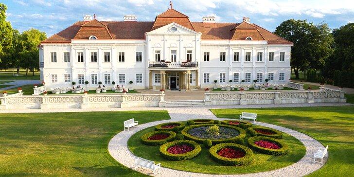 Prenájom priestorov Art Hotela Kaštieľ v Tomášove na svadbu, oslavu či firemnú akciu