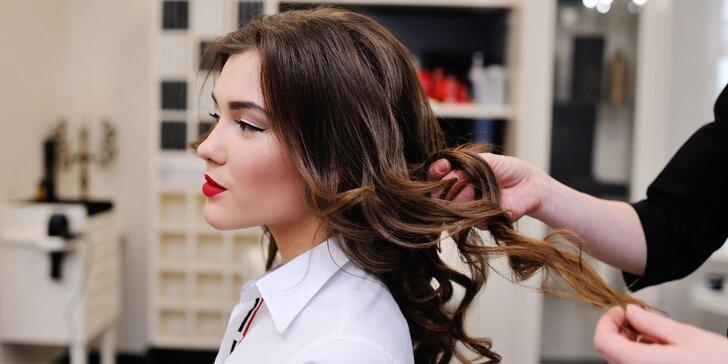 Vlasy koruna krásy - Obmré či Balayage aj so strihom