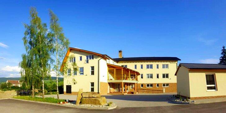 Pobyt v Oravskom Hruštíne pre milovníkov turistiky a hôr v zrekonštruovanom hoteli Tri Brezy