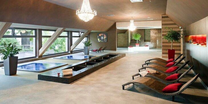 Wellness a otvorený voucher do reštaurácie aj s thajskou masážou