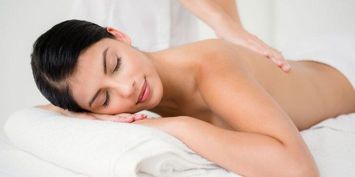 Harmónia tela a duše vďaka rôznym druhom masáží v 7 SPA