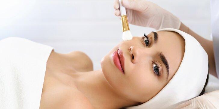 Chemický peeling, čistenie ultrazvukom či regeneračné ošetrenie Bio repair