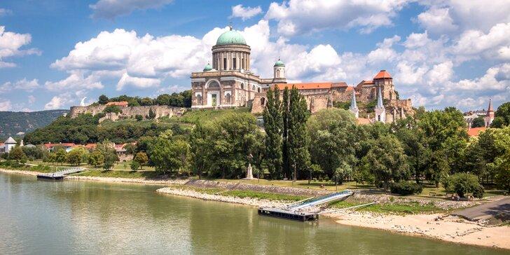 """2-dňový poznávací zájazd: sídla uhorských kráľov na """"ohybe Dunaja"""""""