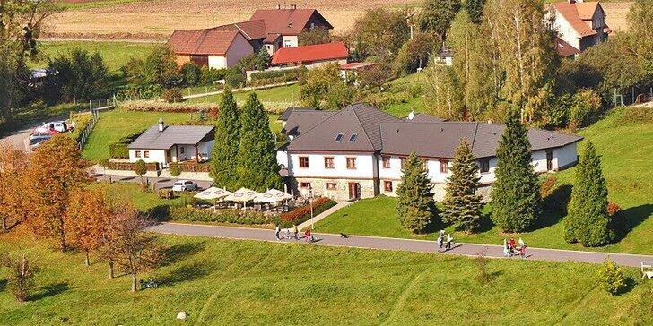 Príjemný pobyt v 4 * hoteli v Beskydách s polpenziou a wellness