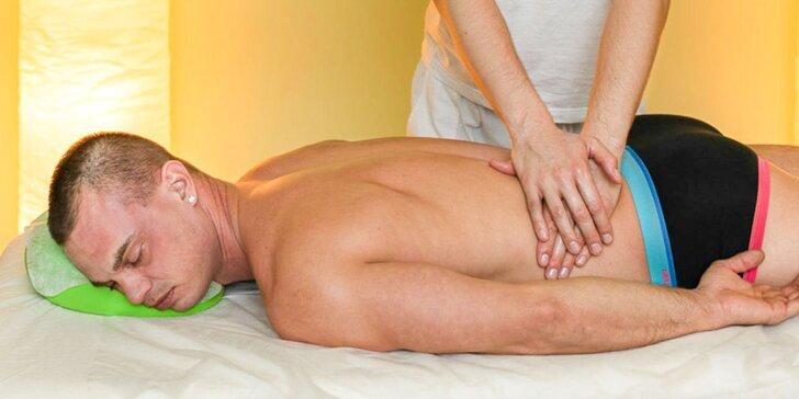 Hodina maximálneho relaxu vďaka relaxačno-regeneračnej masáži celého tela