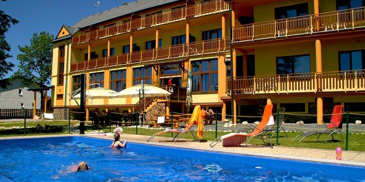 Pobyt v Tatrách s privátnym wellness a zľavami do aquaparkov