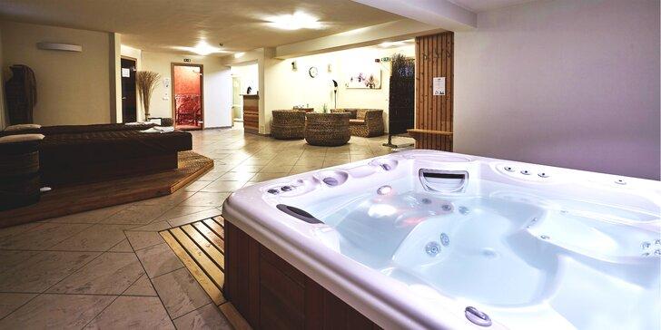 Víkendový romantický pobyt s kúpeľmi len na skok od Bratislavy