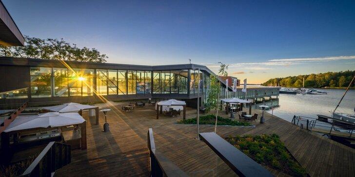 Aktívny pobyt v Poľsku: 5* hotel piamo na jazere, neobmedzený wellness a polpenzia