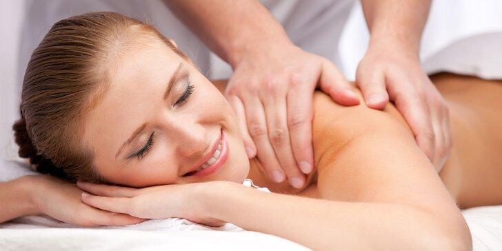 Pomôžte svojmu telu s 3 druhmi masáží vo Ville Pšenek