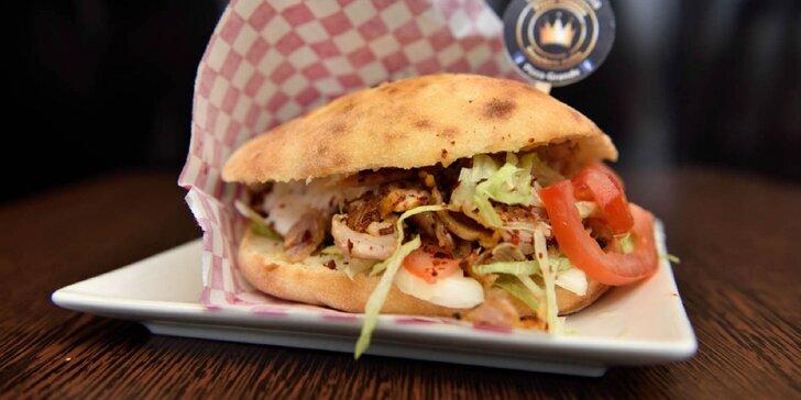 Vyberte si Kebab alebo Schnitzel v Pizza Grande Metro. Iba osobný odber!