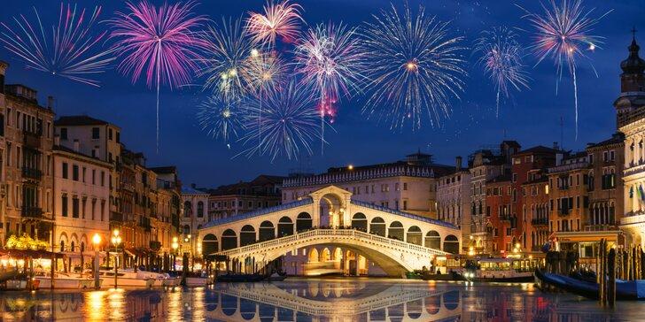 Silvester s nádychom romantiky vo Verone, Benátkach a Padove