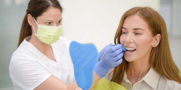 """Dentálna hygiena, bielenie zubov či """"neviditeľný"""" zubný strojček vo Family Dental Care!"""