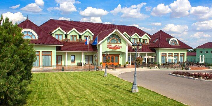 Ubytovanie v poľovníckom hoteli Viliam Fraňo**** s výbornou gastronómiou a strelnicou