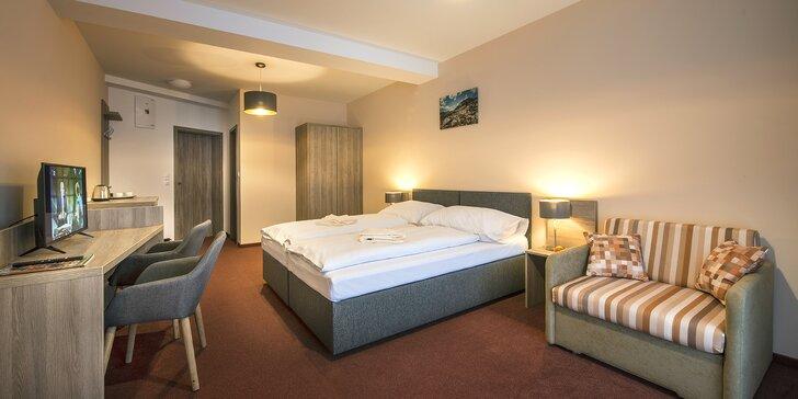 Novovybudovaný apartmánový komplex Čerešňový sad s wellness a množstvom aktivít - super poloha!