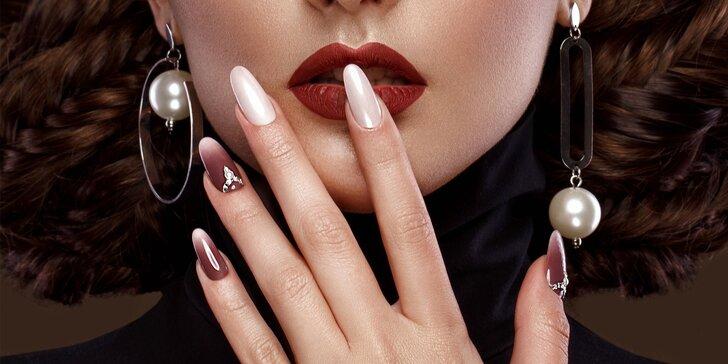 Krásne nechty na rukách i nohách v luxusnom salóne NB ONE & ONLY