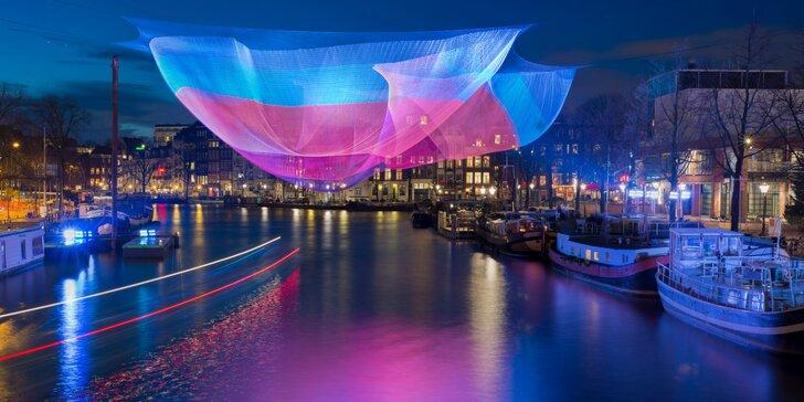 Čarovný advent v Bruseli a Amsterdame - vianočné trhy a Festival svetiel
