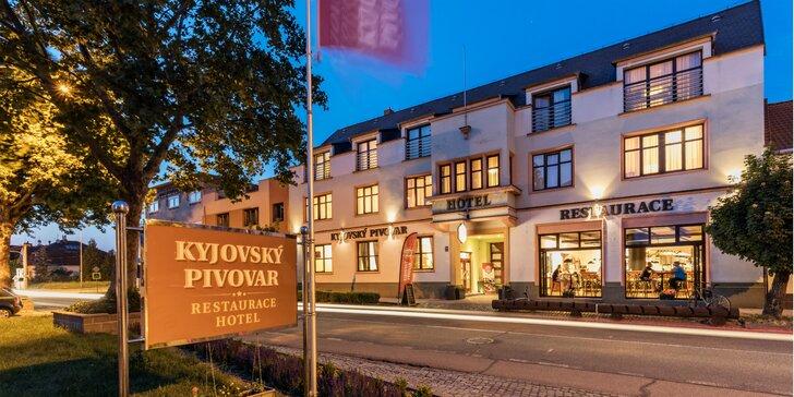 Pobyt na južnej Morave s pivnou exkurziou, degustáciou aj kúpeľom