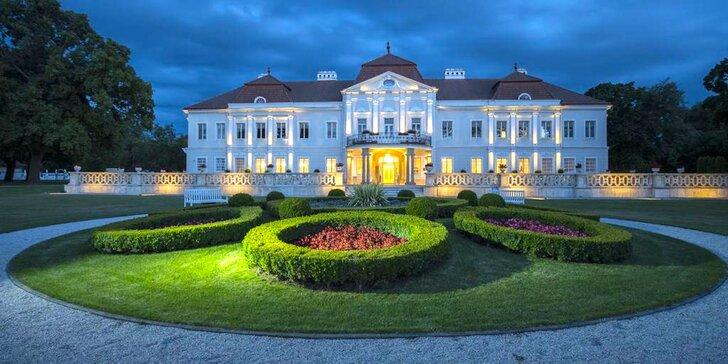 Rozprávkový pobyt v obľúbenom Art Hoteli Kaštieľ **** 25 min. od Bratislavy