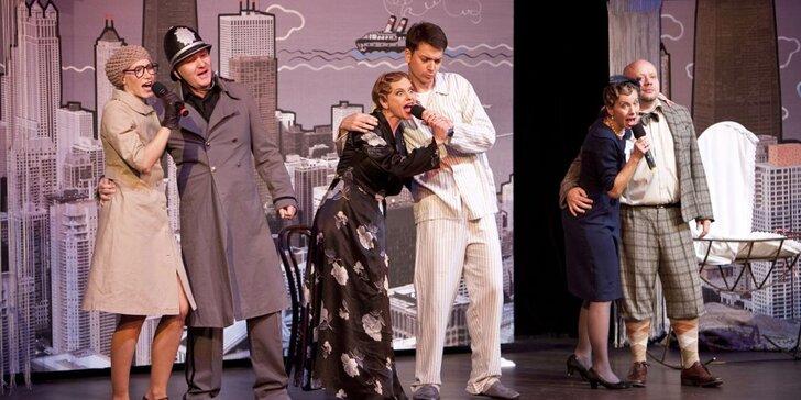 Voucher pre 2 osoby na predstavenie podľa vášho výberu do Teatro Wüstenrot v Istropolise