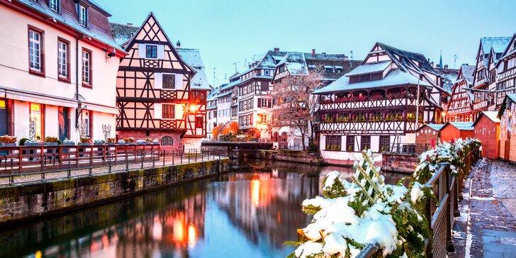 3-dňový advent v Nemecku a Francúzsku: Amberg, Norimberg a Štrasburg