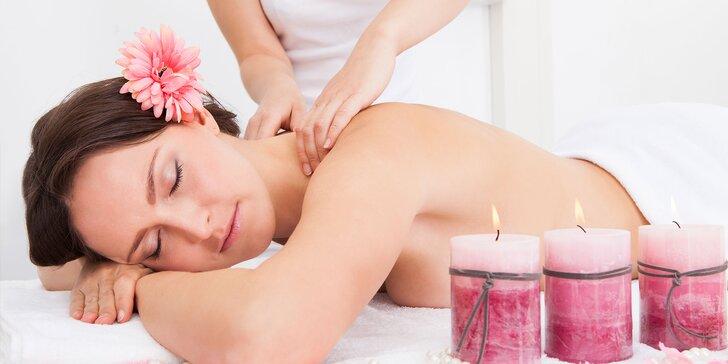 Terapeutické uvoľňovacie zdravotné masáže: myofasciálna či Shiatsu