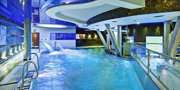 Luxusný relax v Poľsku: krásny hotel, neobmedzený wellness a polpenzia