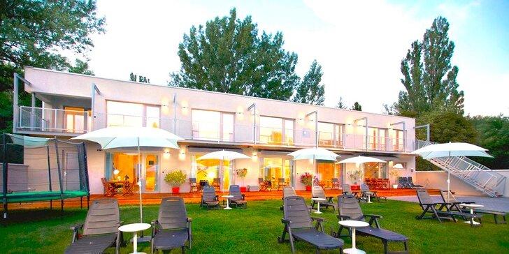 Dovolenka v štýlových apartmánoch v prímorskom dizajne a so vstupom do saunového sveta Heinola
