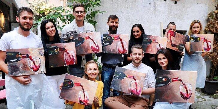 Vyskúšajte zážitkové maľovanie v meste s PaintPeople