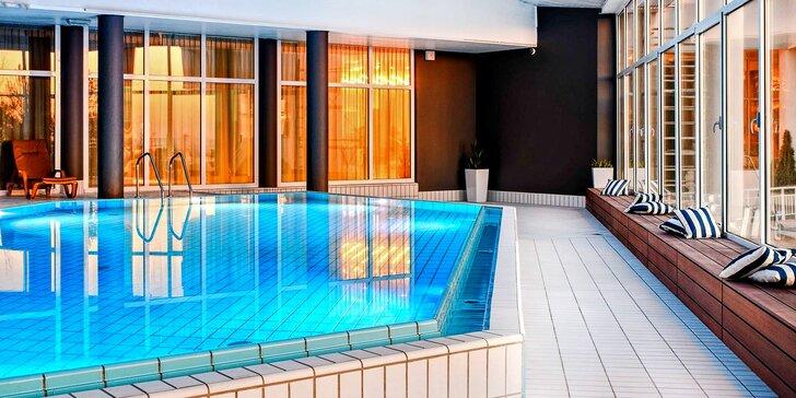 Až 8 dní raja pri Baltskom mori: wellness pobyt s polpenziou v luxusnom hoteli