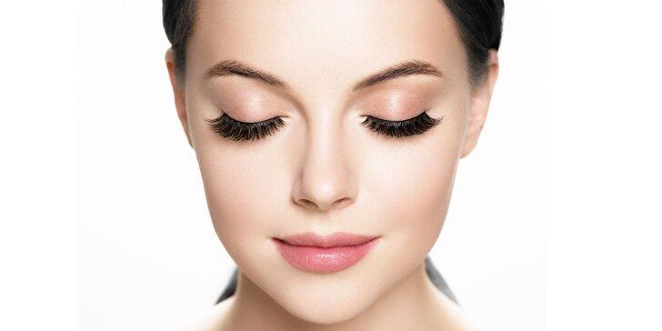 3D alebo 4D hodvábne mihalnice či Lash lift botox pre nádherný pohľad