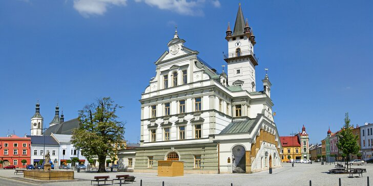 Pobyt blízko Olomouca: hotel s polpenziou, aktivity a vyžitie pre deti