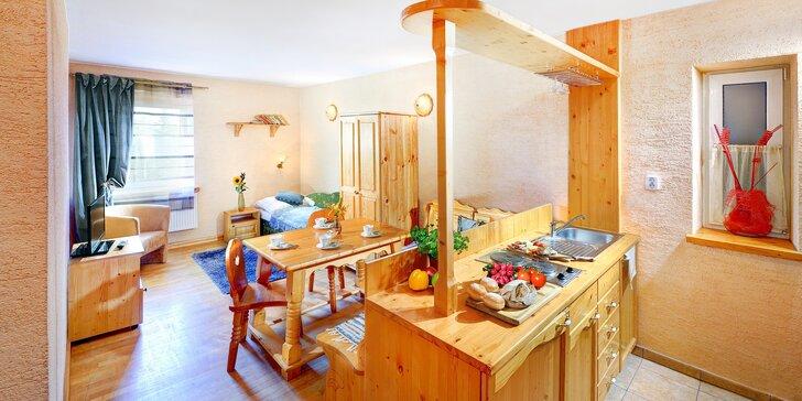 Príjemné ubytovanie priamo v centre Vysokých Tatier