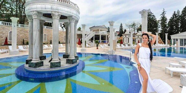 Relax v Hoteli Encián*** Rajecké Teplice so vstupom do kúpeľov Aphrodite