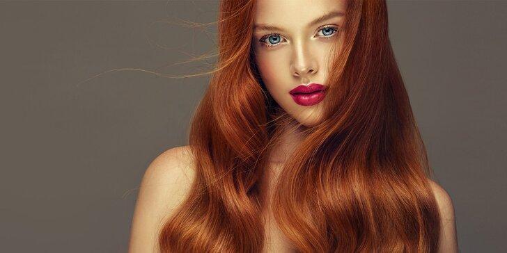 Strih, farbenie, melírovanie, ombré či unikátne kúry pre vaše vlasy