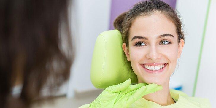 Bielenie zubov systémom ZOOM 2 alebo otvorený voucher v CENT DENT