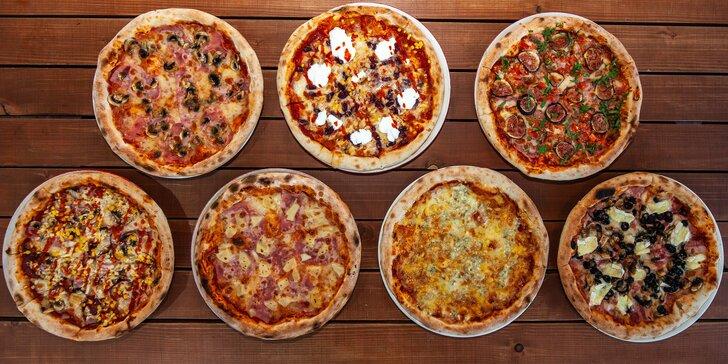 Výborná pizza priamo v Žiline