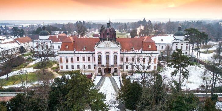 Adventný zájazd do Budapešti - vianočné trhy a návšteva zámku cisárovnej Sissi