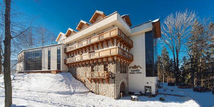 Krásy poľských Krkonôš: hotel v lone prírody, chutná kuchyňa a neobmedzený vstup do wellness