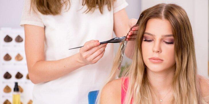 Nádherne zregenerované, nafarbené, ostrihané či predĺžené vlasy