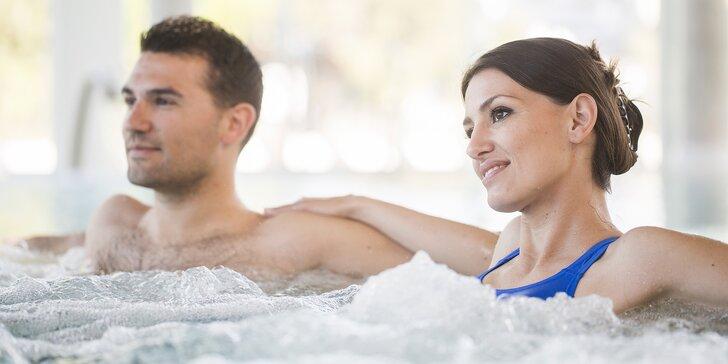 Komfortný pobyt vo Vyškove: elegantné ubytovanie, bohatá polpenzia a privátne wellness