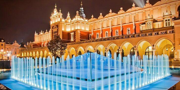 Obľúbený pobyt pre dvoch v podmanivom Krakove v Hoteli Conrad****