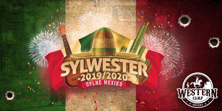 """Neopakovateľný Silvester na Divokom """"západe"""" v poľskom Western Campe"""