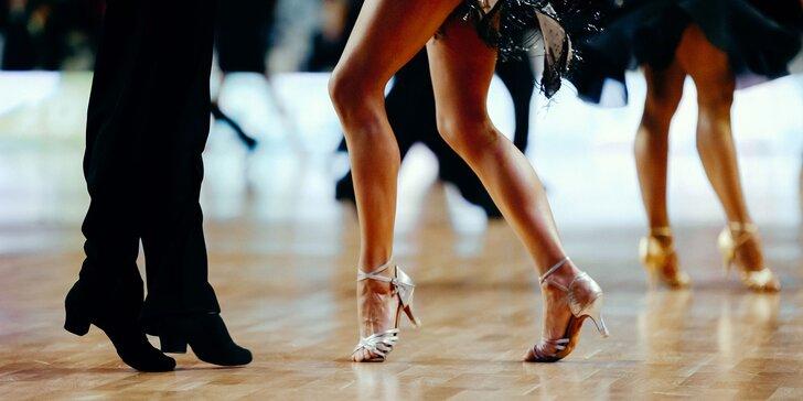 Tanečné lekcie Caly´nd´Salsa s profesionálnym inštruktorom