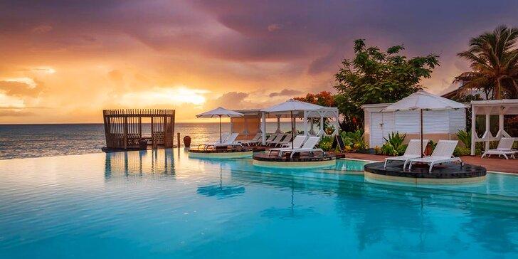 Luxus a exotika v 5* plážovom rezorte na Zanzibare: 6–12 nocí s all inclusive